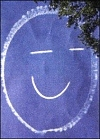 Parade Magazine Smiley Face