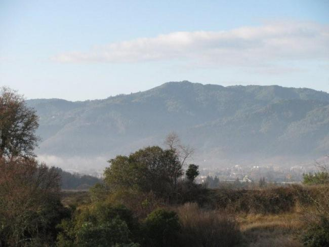 Air Quality Ukiah, California December 6, 2009 by Brendan Oleary