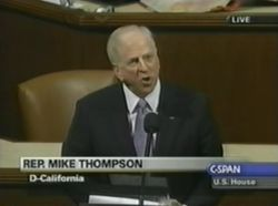 Congressman Thompson presentation
